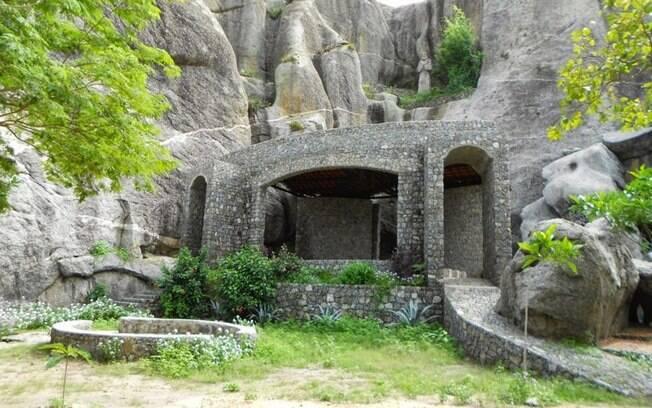 gruta de são francisco