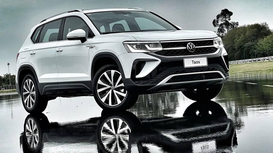 Veja os preços do VW Taos após o reajuste