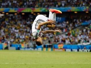 Klose, de 36 anos, chegou a 15 gols em Copas do Mundo e igualou recorde de Ronaldo