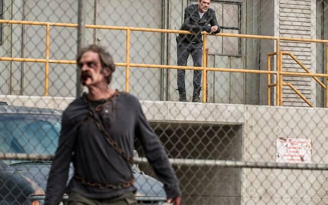 Traído, Negan quer subjulgar todos os seus inimigos em The Walking Dead