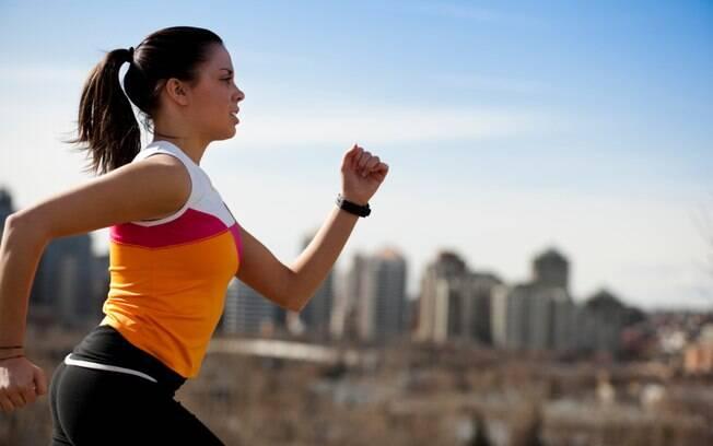 Para não desistir da corrida o segredo é variar os treinos. Foto: iStock