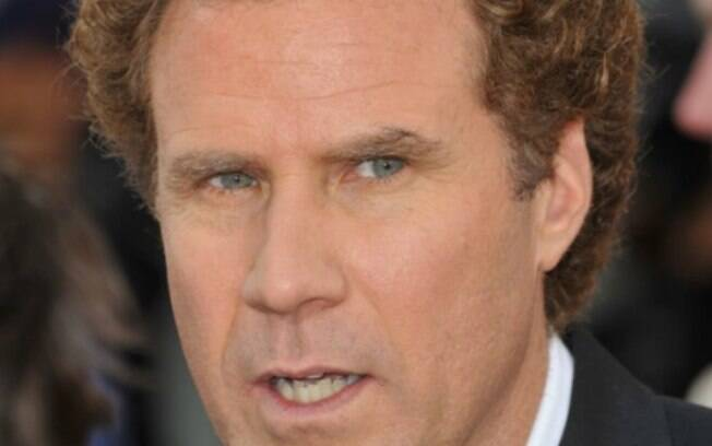 Will Ferrell e a arcada inferior torta
