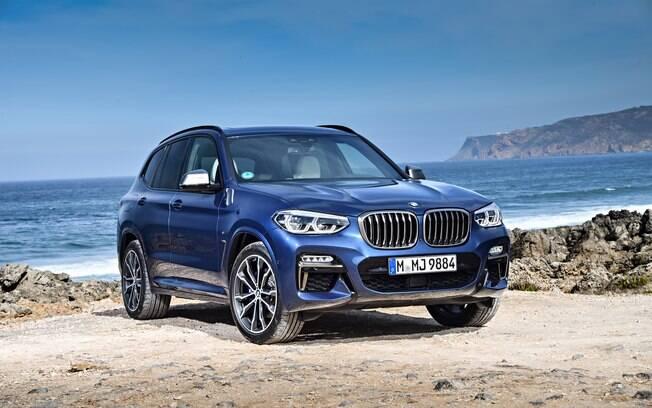 BMW X3 está na lista dos SUVs com melhor desempenho do mercado, mas fique atento ao índice de desvalorização
