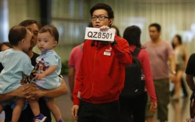 AirAsia nunca havia perdido aeronaves, mas região foi cenário de desastre aéreo em março. Foto: Reuters/BBC