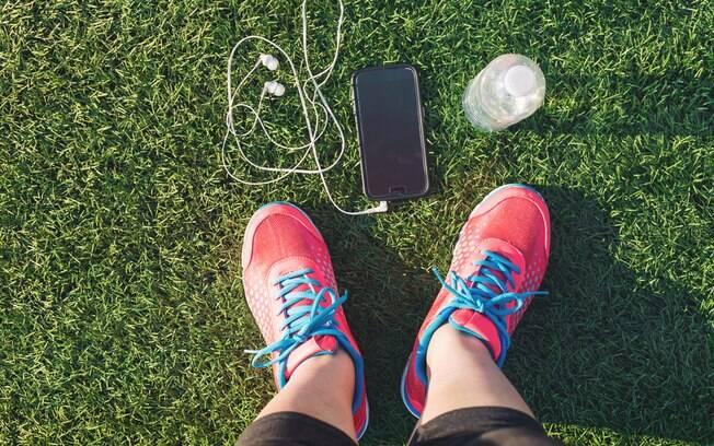 Sim, seu celular pode ser tornar seu melhor amigo na hora de pratica uma atividade física e deixar o sedentarismo de lado