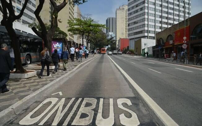 Passagem de ônibus sofre aumento nesta segunda-feira (7), em São Paulo