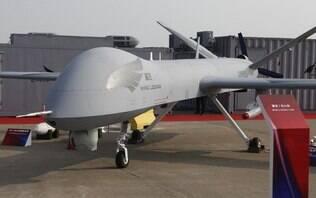 Trump confirma que os EUA destruíram um drone do Irã no Estreito de Ormuz