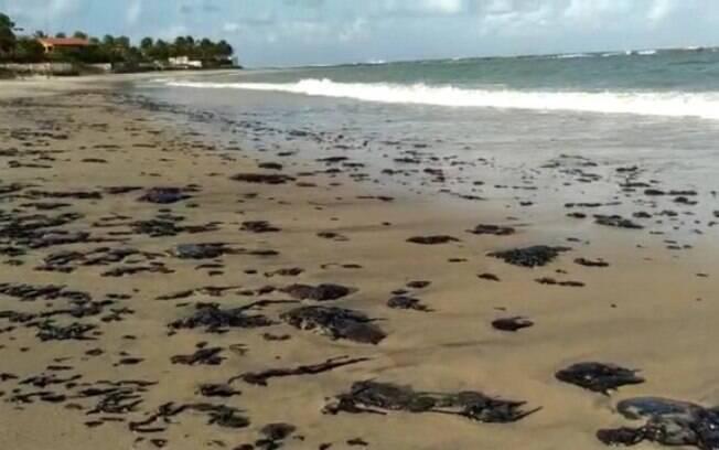 Praia de Cumurupim, na Grande Natal/RN