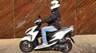 Andamos uma semana com o scooter Honda Elite 2021; confira