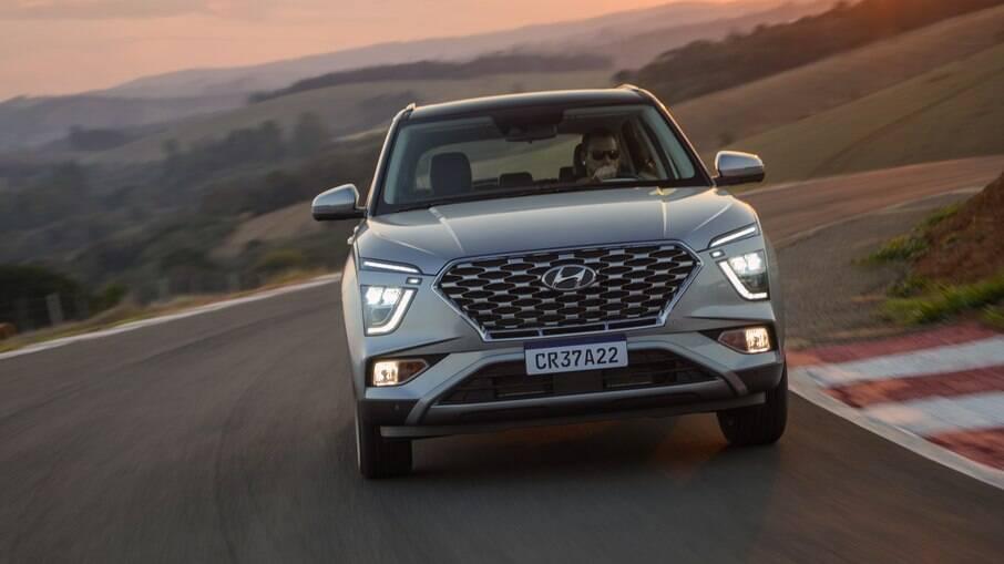 Hyundai renova o SUV Creta e espera melhorar o resultado nos próximos meses