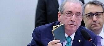 Relator de processo entrega parecer que pede a cassação de mandato de Cunha