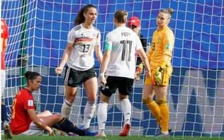Em jogo equilibrado, Alemanha vence Espanha e assume liderança do Grupo B
