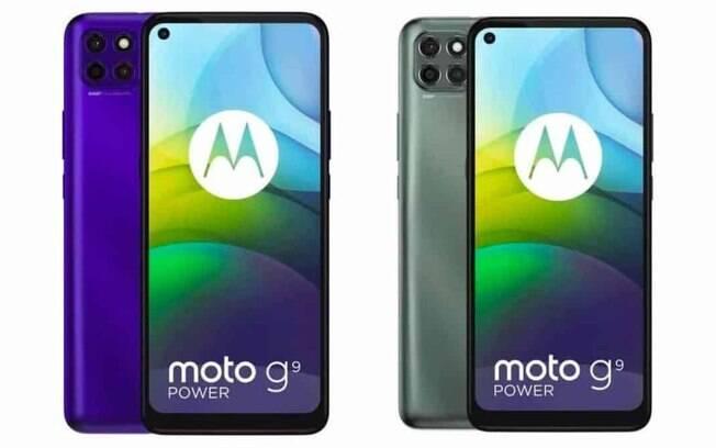Motorola Moto G9 Power é lançado com bateria para 60 horas de uso