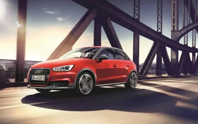Com o motor 1.4 FSI, o Audi A1 Sport é um turbo bem divertido de dirigir.