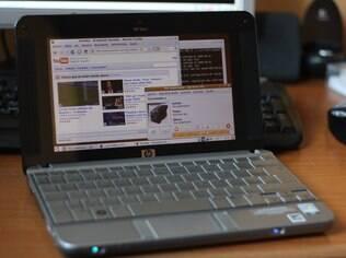 Criado para ser opção entre PC e celular, netbook perdeu lugar para tablet na preferência do consumidor