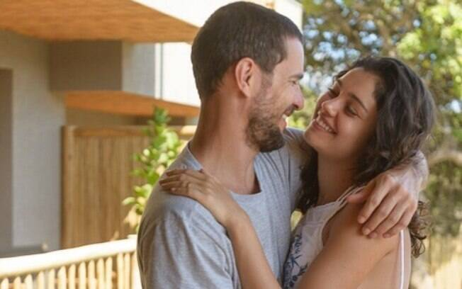 """Sophie Charlotte e Daniel de Oliveira começaram o romance durante as gravações de """"O Rebu"""", em 2014"""