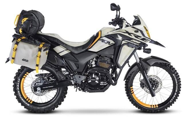 Honda XRE 300 conceitual