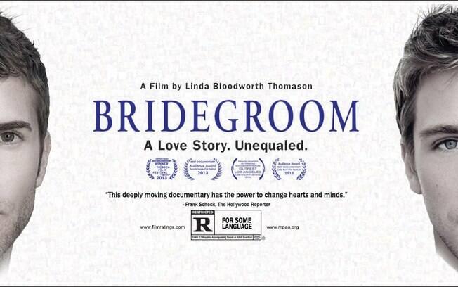 Cartaz do documentário que recebeu apoio de Bill Clinton