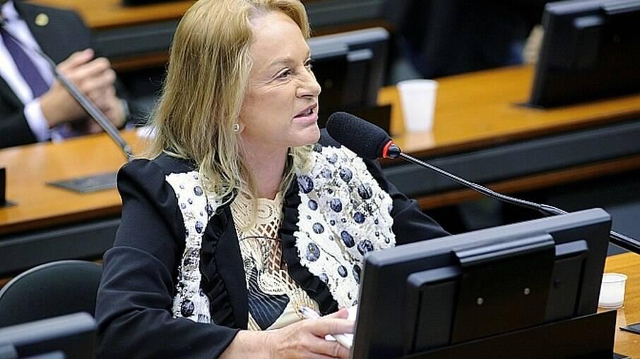 Magda Mofatto (PL-GO) é a relatora do caso do deputado preso