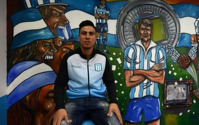 Cristaldo saiu do Palmeiras em 2016 e jogou no Cruz Azul, Monterrey, Vélez Sarsfield e está no Racing