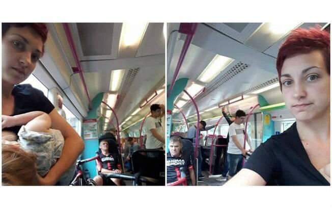 Mãe faz publicação em rede social dizendo que foi obrigada a amamentar em pé após ninguém ceder o lugar no trem