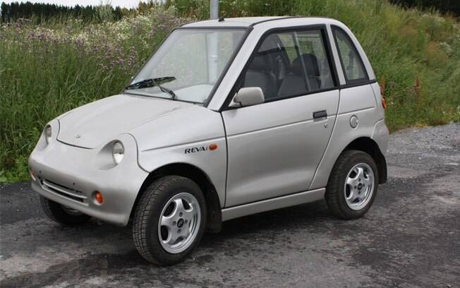 Projeto indiano, o Reva G-Wiz ficou famoso pelo baixo desempenho e por ter tirado nota zero nos testes de colisão