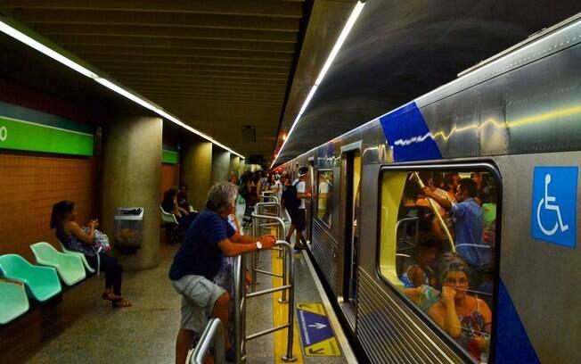 Metrô de SP terá sistema de reconhecimento facil para aumentar segurança.
