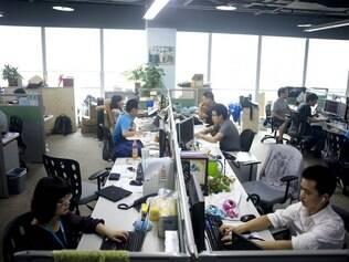 Chineses usam programas de computador para contornar bloqueio do governo