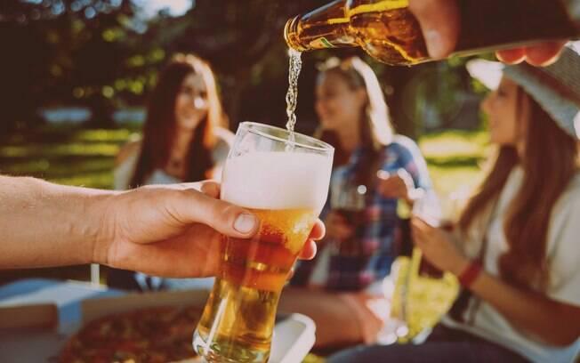 A cerveja combina com diversos pratos