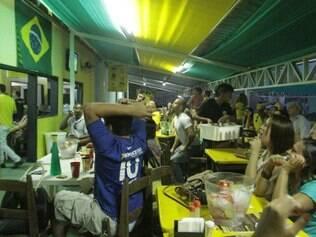 Espetin do Tortin, no Angola, tem sido um dos bares preferidos do torcedor betinense
