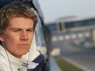 Hulkenberg é um dos jovens pilotos da Force India