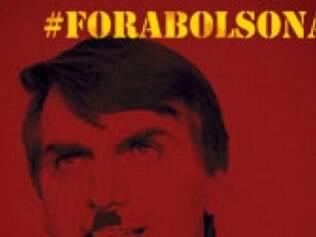 Petição que pede cassação de Bolsonaro