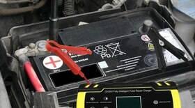 Evite sufoco com a bateria descarregada