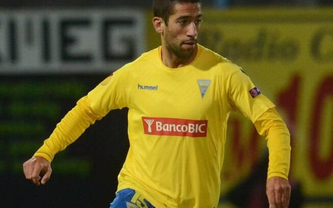 Ex-Palmeiras e Atlético-PR, o meia Evandro brilhou no Estoril e chegou ao Porto recentemente