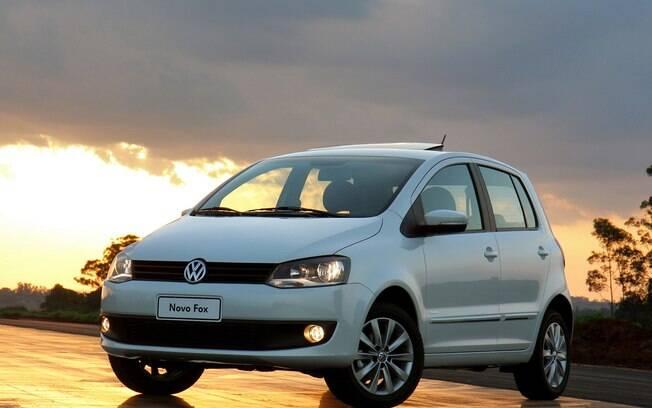 Em 2010, o VW Fox ganhou até teto-solar como opcional da versão Highline