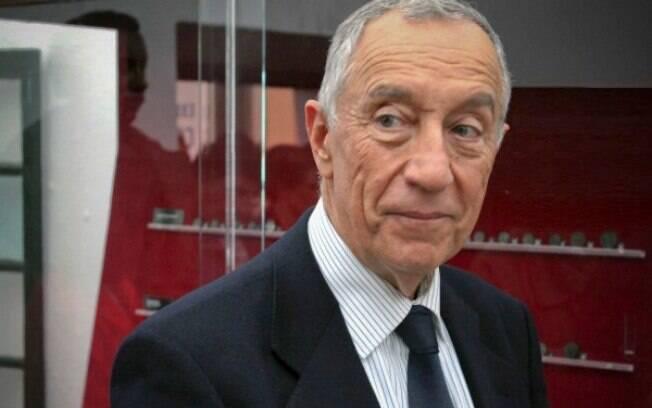 Candidato do presidente Aníbal Cavaco Silva, professor de Direito Marcelo Rebelo de Sousa obteve 52% dos votos