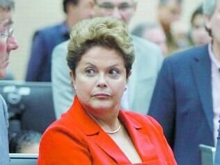 Cuidado. Dilma Rousseff tem reunião dos países do grupo Brics antes de se dedicar à campanha