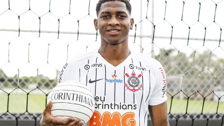 Yony Gonzalez teve uma breve passagem pelo Corinthians