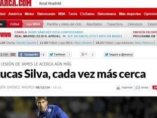 Meia celeste se tornou objeto de desejo de Real Madrid e pode sair já nesta janela de transferências