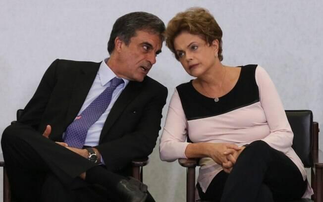 Advogado-Geral da União,José Eduardo Cardozo defende Dilma no processo de impeachment