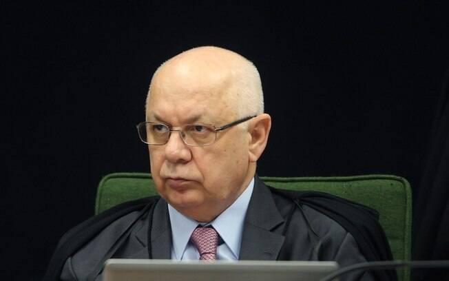 Teori Zavascki, rejeitou um pedido feito pela defesa do presidente afastado de Cunha