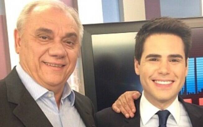 Luiz Bacci volta � Record ap�s rescis�o de contrato milion�rio na Band