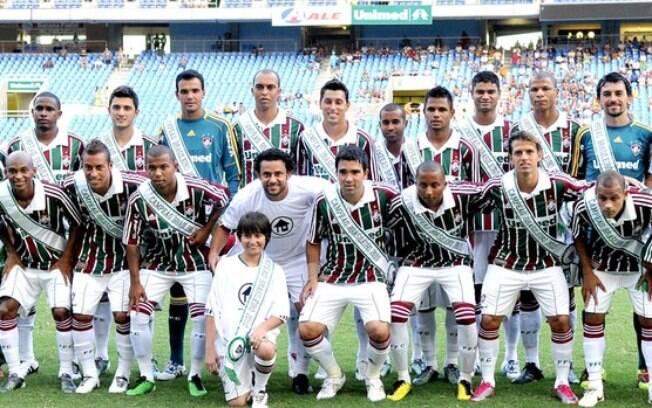 Em 2010, o Fluminense foi campeão brasileiro após derrotar o Guarani na última rodada.