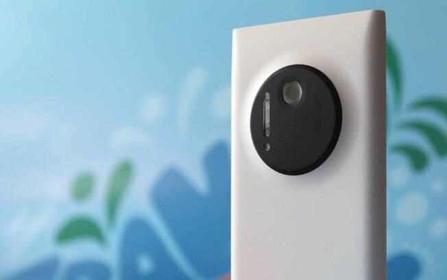 Novo smartphone da Nokia permite tirar fotos com resolução de até 38 megapixels