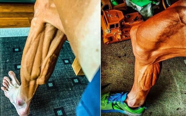 Janez Brajkovic mostra suas pernas e choca o mundo do ciclismo
