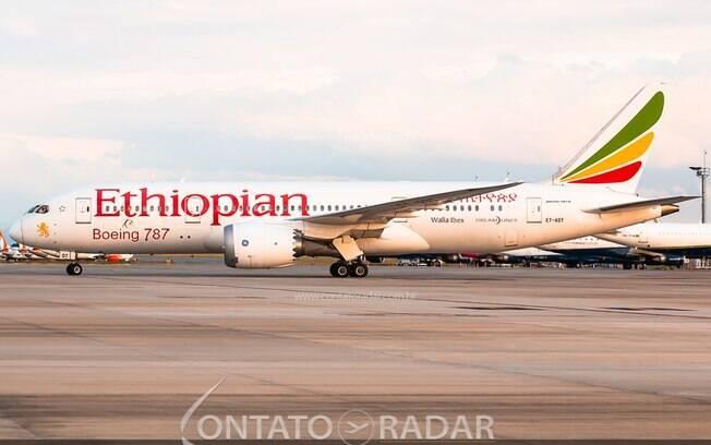 Ethiopian é punida e terá seus voos suspensos em Xangai por 5 semanas