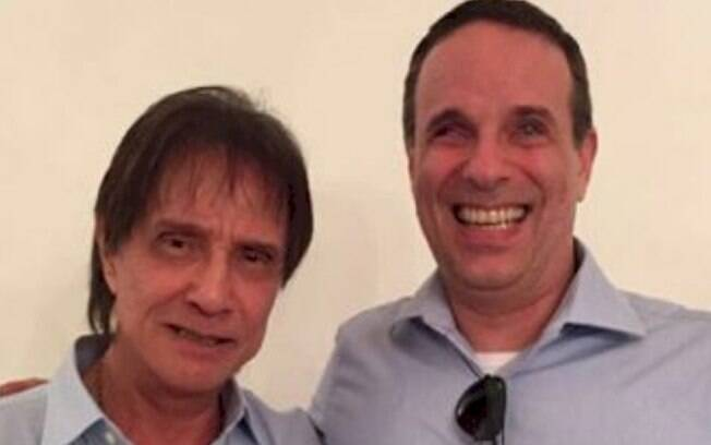 Saiba qual foi a música que Roberto Carlos fez para Dudu Braga
