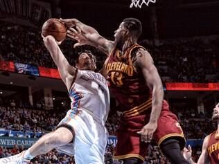 O Cavaliers tem 13 vitórias em 21 partidas e está na quarta colocação na Conferência Leste