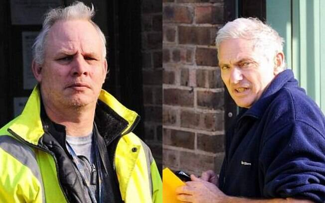 Idosos  ingleses McInnes, de 60 anos, e  Cooper, de 62, faleceram por asfixia depois de não conseguirem escapar da fumaça