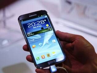 Novo Galaxy Note tem tela maior e processador de quatro núcleos